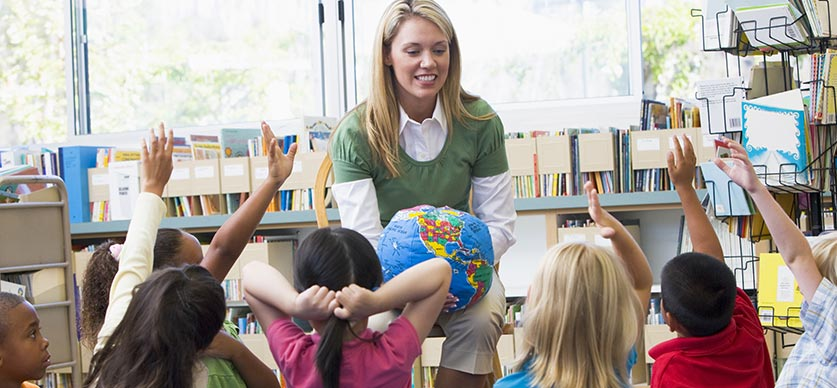 Teaching Assistant Featured Blog Image