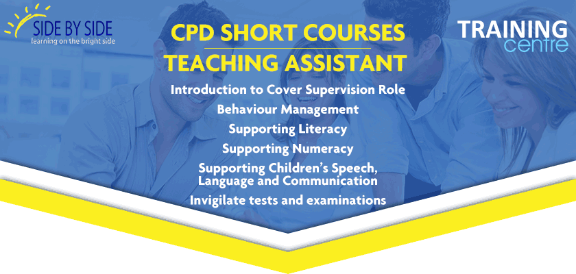 Teaching Assistant – CPD Short Courses – Side By Side Training