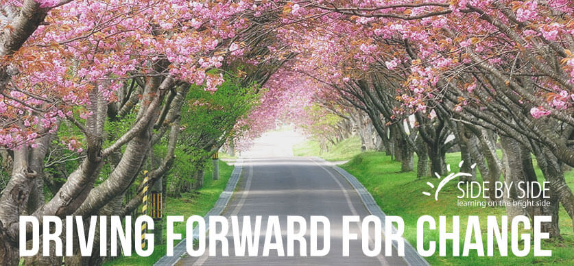 Forward for change